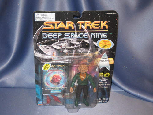 Star Trek - Deep Space Nine - Rom by Playmates.