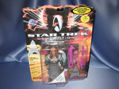 Star Trek - Generations - B'Etor by Playmates.