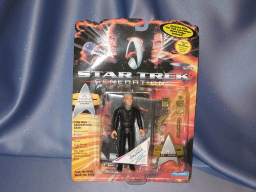 Star Trek - Generations - Dr. Soran by Playmates.