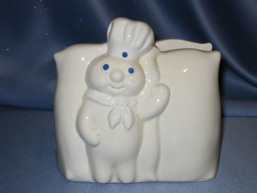 Pillsbury Doughboy Napkin Holder.