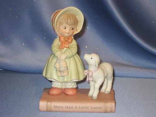 Mary Had A Little Lamb by Enesco.