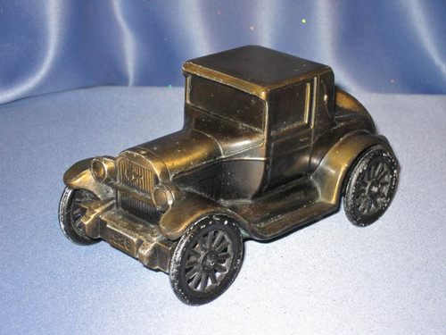 "1926 ""Chief"" Pontiac Auto Coin Bank by Banthrico Inc."