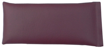"Rectangular Rice Bag with Mauve Vinyl (Narrow: 5""W x 9.5""L x .75""H) (Original)"
