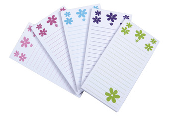 Magnet Paper Pad Combo
