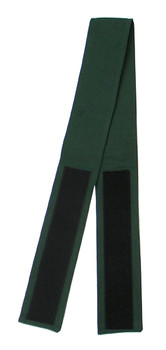 Hunter Green (Light) Velcro Fabric Belt