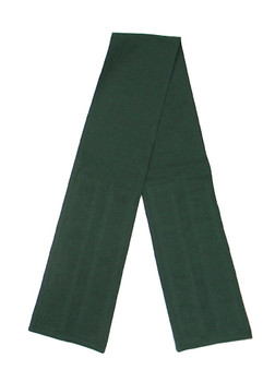 Hunter Green (Light) Fabric Belt with Hook and Loop Closure (5 inches)