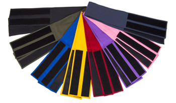 Velcro Fabric Belts (5 inches wide and 40 to 48 inches long; with two 2 inches wide and 11 inches long Velcro)