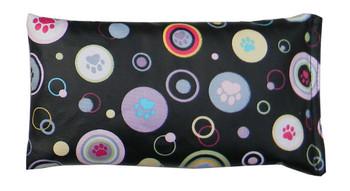 Rectangular Rice Bag with Dog Print Tablecloth