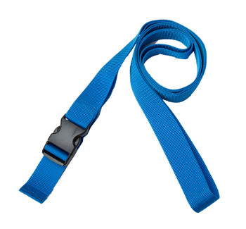 1.5 Inches Wide Pacific Blue Traction Belt