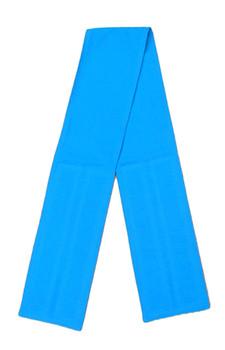 Turquoise Velcro Fabric Belt