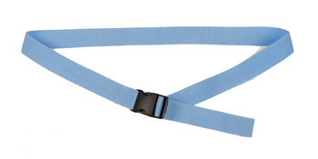 Ice Blue Belt with 1.5 Inches Wide Webbing