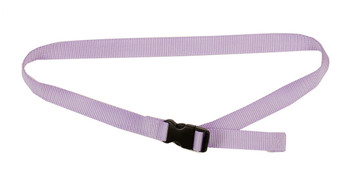 Lavender Belt with 1 Inches Wide Webbing