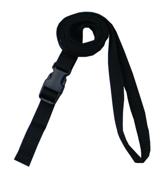 1 INCHES WIDE TRACTION BELT WITH FAST RELEASE BUCKLE ( 8 FT - 12 FT LONG)