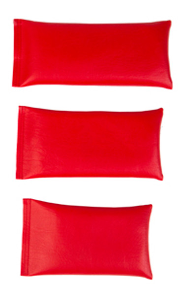 Rectangular Rice Bag with Red Vinyl