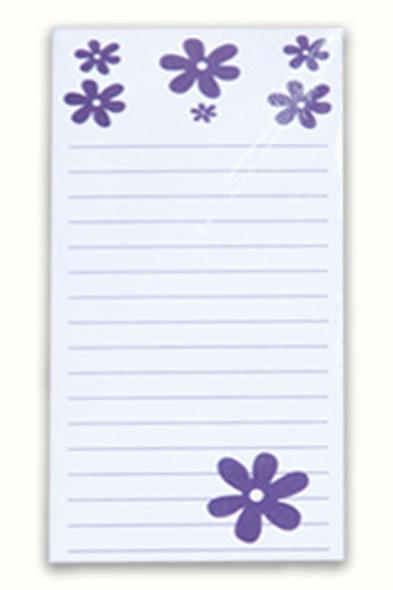 Magnet Paper Pad Purple
