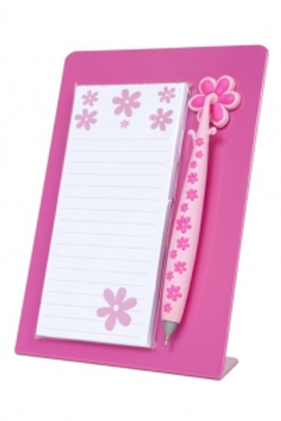Note Station in Hot Pink