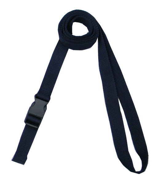 1 Inches Wide Navy Blue Traction Belt with Fast Release Buckle