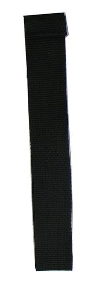 Door Pull/Anchor with Black Webbing (plain)
