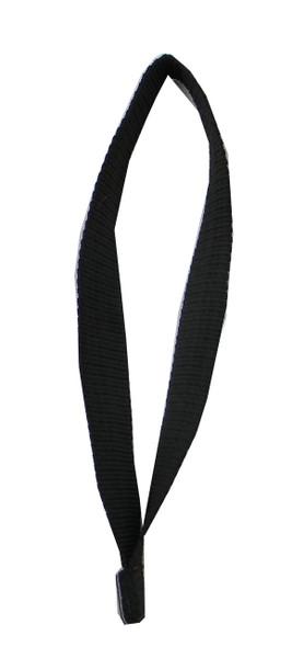 Door Pull/Anchor with Black Webbing