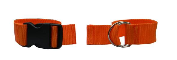 Orange Webbing Strap