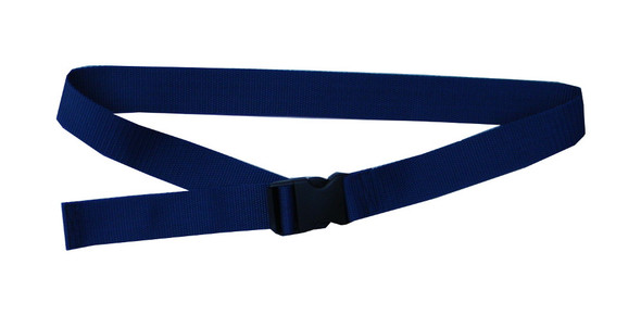 Navy Blue Waist Belt with 1.5 Inches Wide Webbing