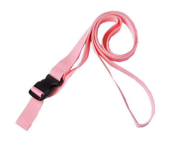 1.5 Inches Wide Pink Traction Belt
