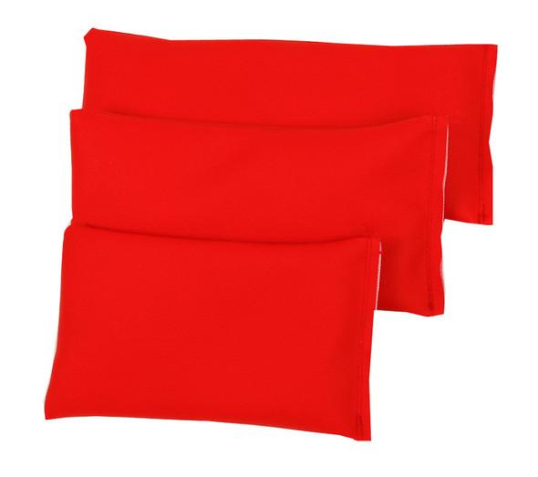 Rectangular Rice Bag with Red Vinyl (Soft)
