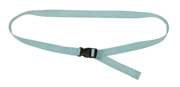Light Blue Belt with 1 Inches Wide Webbing
