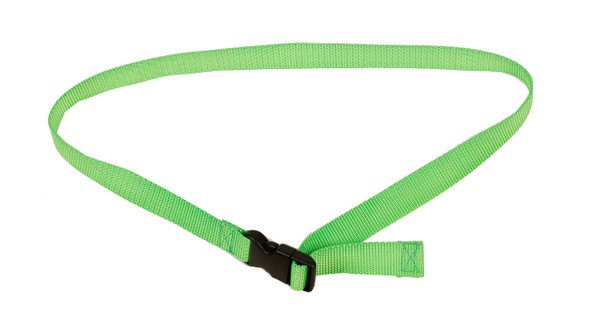 Lime Green Belt with 1 Inches Wide Webbing