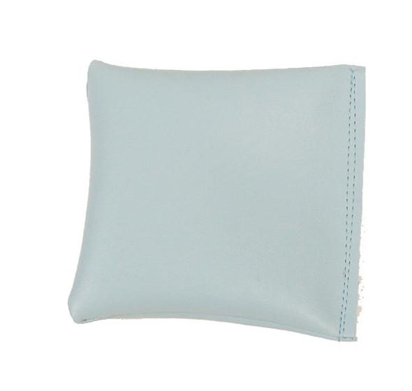 Square Rice Bag with Light Blue Vinyl