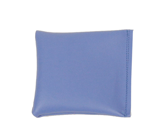 Square Rice Bag with Baltic Blue Vinyl