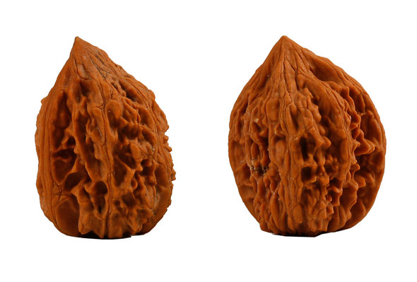 Pair of Wooden Hand Balls for Acupressure