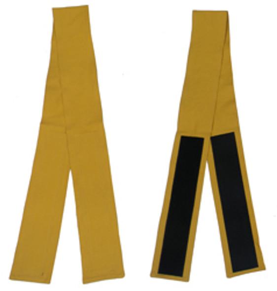 """3"""" Velcro Belt in Mustard"""