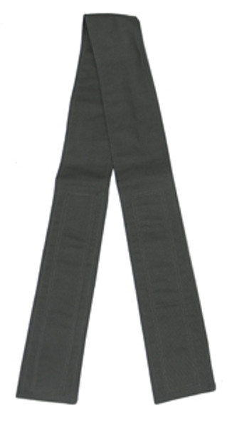 """3"""" Velcro Belt in Olive Green (Front View)"""