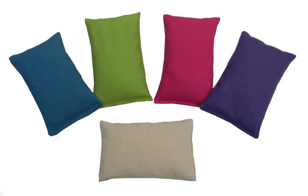 Bundle of 5 Bags in Cotton Fabric