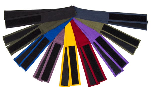 Velcro Fabric Belt (3 inches wide and 40 to 48 inches long; with 2 inches wide and 11 inches long Velcro)
