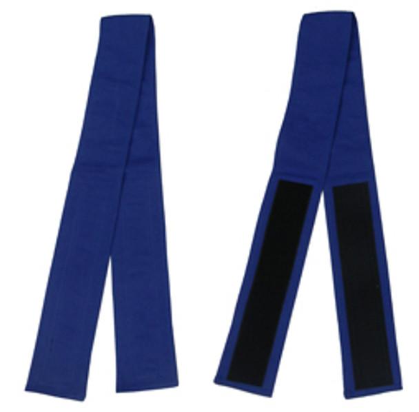 """3"""" Velcro Belt in Blue"""