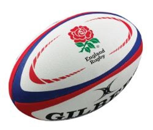 Gilbert England Flag RWC Ball