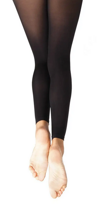 Capezio Children Footless Tights V1885C