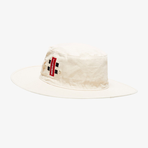 Gray Nicolls Cream Cricket Sun Hat