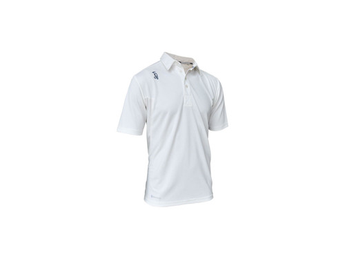 Kookaburra Pro Player Short Sleeve Cricket Shirt Junior