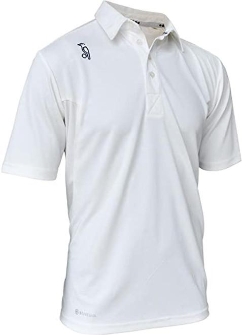 Kookaburra Pro Player Short Sleeve Cricket Shirt Mens