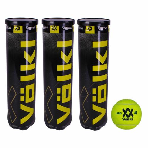 Volkl Pro Tennis Balls (4 Per Tube)