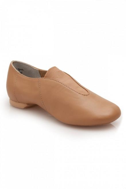 Capezio Show Stopper Jazz Shoes - Junior