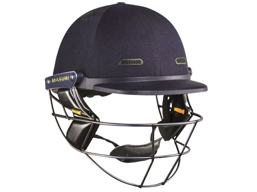 Masuri Vision Series Test Steel Cricket Helmet