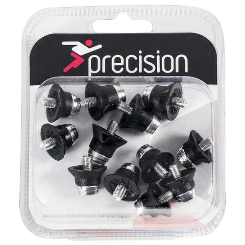 Precision Super Pro Football Studs (12 per box)
