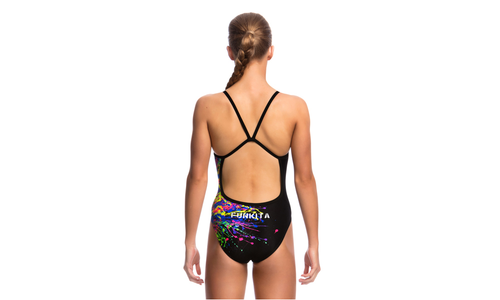 Funkita Single Strap Girl One Piece