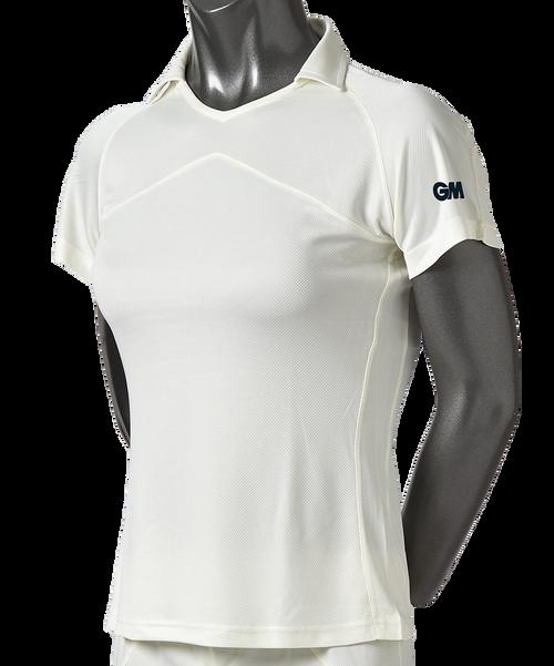GM ST30 Womens S/S Cricket Shirt