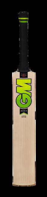 GM Zelos II English Willow Cricket Bat