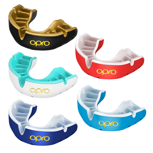 Opro Gold Self- Fit Gen 4 Mouthguard